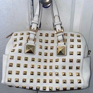 Studded Michael Kors bag